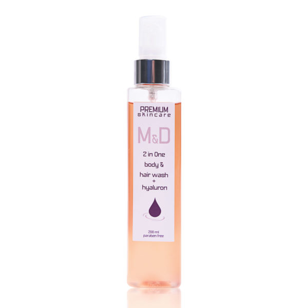Mother and Daughter 2in1 body and hair wash 200 ml
